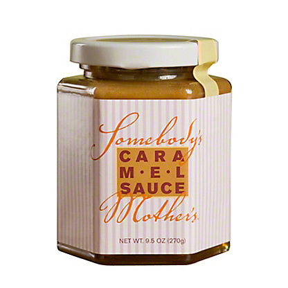 Somebody's Mother Caramel Sauce,9.5 OZ