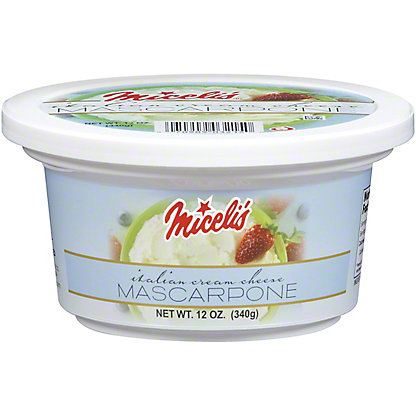 Micelis Mascarpone Italian Cream Cheese, 12.00 oz