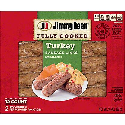 Jimmy Dean Turkey Sausage Links,9.6 OZ