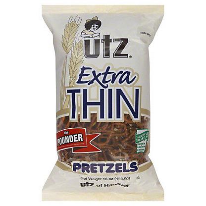 Utz Extra Thin Pretzels, 16.00 oz