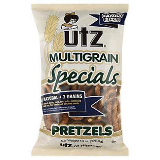 Utz Specials Multigrain Specials Pretzel, 14 OZ