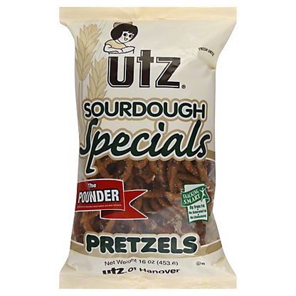 Utz Sourdough Specials Pretzels, 16.00 oz