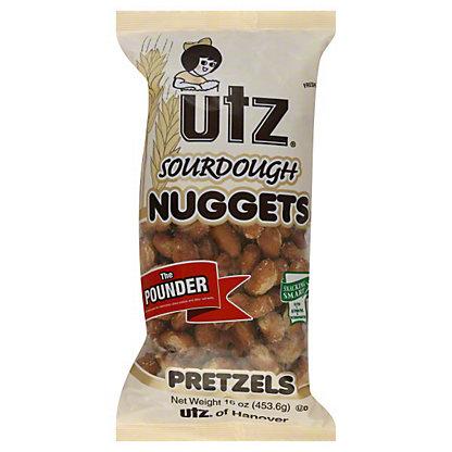 Utz Snacking Smart Sourdough Nuggets Pretzels,16 OZ