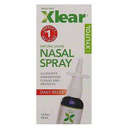 Xlear Sinus Care Nasal Spray, 1.5 oz
