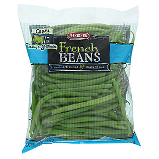 H-E-B French Beans, 16 oz