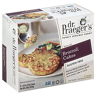 Dr. Praeger's Broccoli Pancakes,6 CT