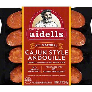 Aidells Cajun Style Andouille Smoked Pork Sausage,12.00 oz