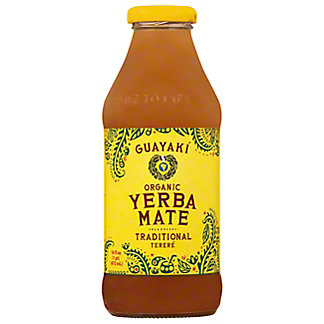 Guayaki Organic Traditional Yerba Mate,16 OZ