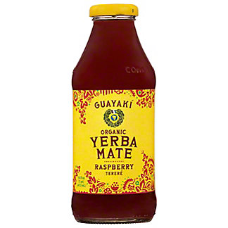 Guayaki Raspberry Revolution Yerba Mate,16 oz
