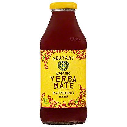 Guayaki Raspberry Revolution Yerba Mate,16 oz