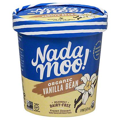 NadaMoo Vanilla Non Dairy Frozen Dessert,1 pt