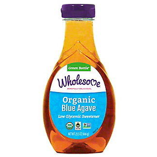 Wholesome Sweeteners Organic Blue Agave,23.5 OZ