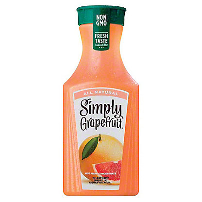 Simply Grapefruit Pulp Free Original Grapefruit Juice,59 oz