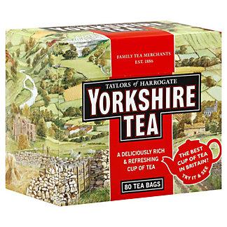 Taylors of Harrogate Yorkshire Tea Yorkshire Teabags,80 CNT