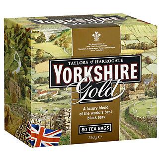 Taylors of Harrogate Yorkshire Gold Yorkshire Gold Tea Bags,80 tea bags [8.82 oz (250 g)]
