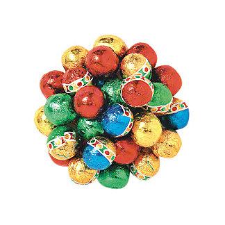 Madelaine Dark Chocolate Christmas Balls, by lb