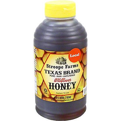 Stroope's Texas Brand Wildflower Honey,24 OZ