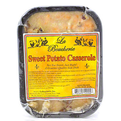 La Boucherie Sweet Potato Casserole, 16 oz