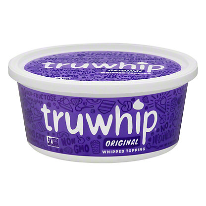truwhip Natural Whipped Topping,10 oz