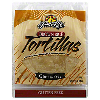 Food For Life Brown Rice Tortillas, 6 ct.