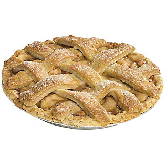Central Market Hatch Apple Pie, 10 inch