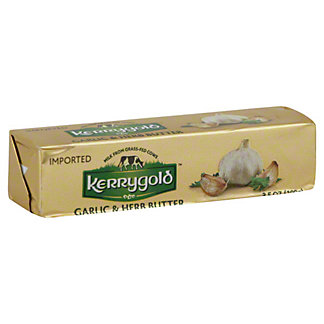 Kerrygold Garlic and Herb Butter, 3.5 oz