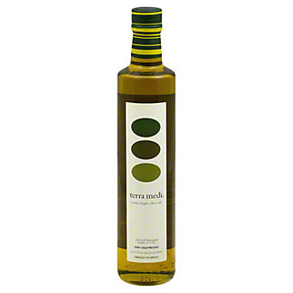 Terra Medi Extra Virgin Olive Oil,17 OZ
