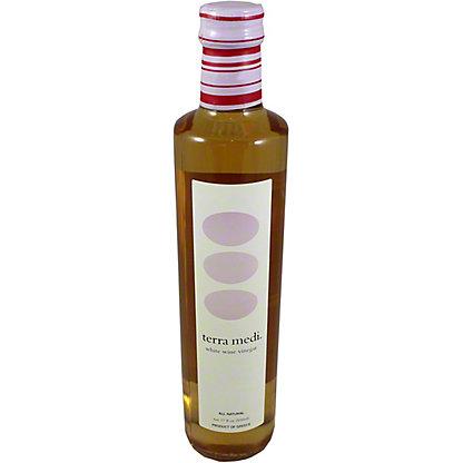Terra Medi Vinegar, White Wine,17.00 oz