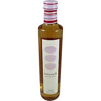 Terra Medi Vinegar, White Wine,17.00 oz