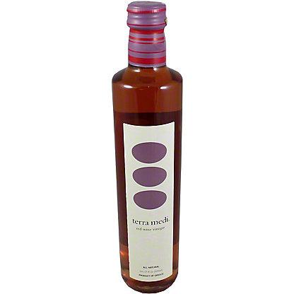 Terra Medi Red Wine Vinegar,17.00 oz