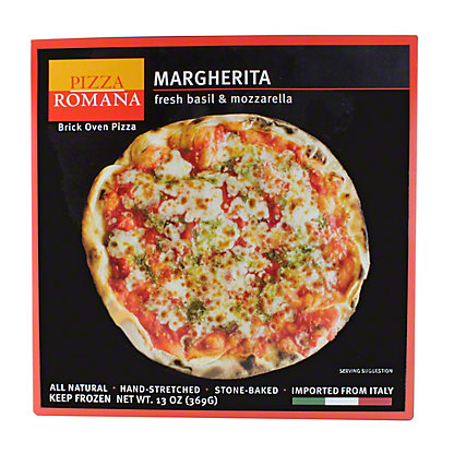 Pizza Romana Margherita,EACH