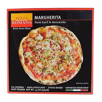 Pizza Romana Margherita,EACH