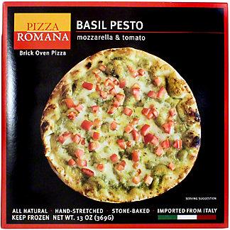 DIVINE PASTA BASIL PIZZA