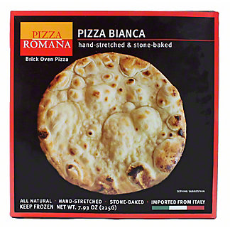 Pizza Romana Hand Stretched Pizza Crust,EACH