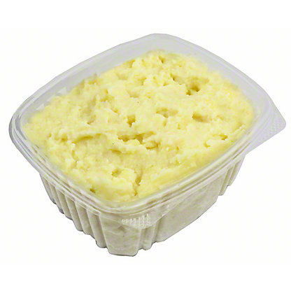 Central Market Whipped Russet Potatoes, LB