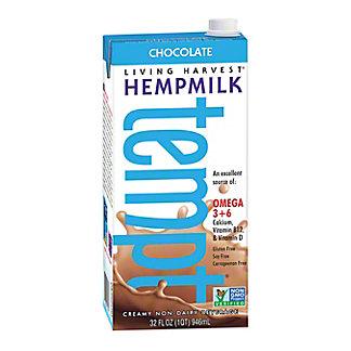 Living Harvest Chocolate Hempmilk, 32 OZ