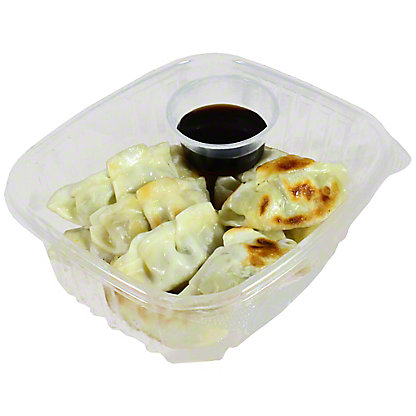 Central Market Chicken Teriyaki Dumpling, ea
