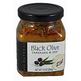 ELKI Black Olive Tapenade, 10 OZ
