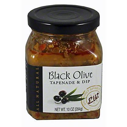 ELKI Black Olive Tapenade, 10 OZ