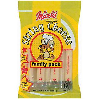 Miceli's String Cheese,12OZ