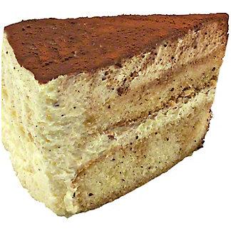 Central Market Tiramisu Cake Slice, 7 oz
