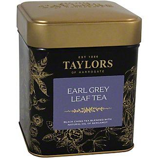 Taylors of Harrogate Earl Grey Leaf Tea, 4.41 oz
