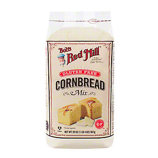 Bob's Red Mill Gluten Free Cornbread Mix, 20 oz