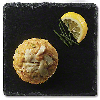 Previously Frozen Jumbo Lump Crab Cakes, ea