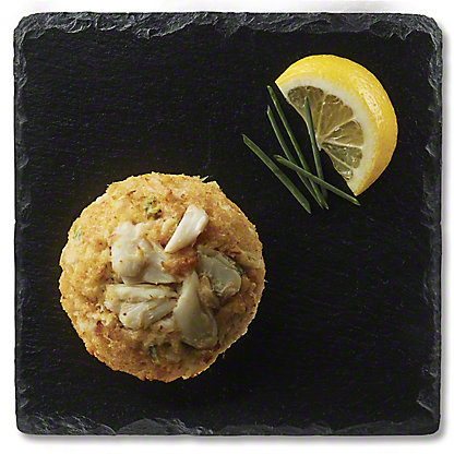 Previously Frozen Jumbo Lump Crab Cakes, ea