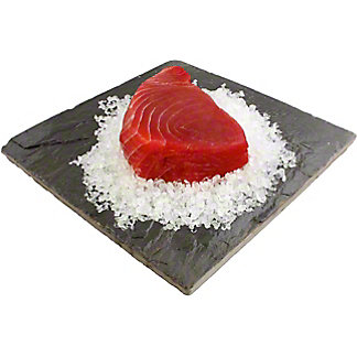 Fresh Big Eye Tuna Steak, Sold by the pound