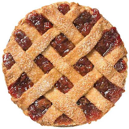 Central Market Strawberry Rhubarb Pie, Serves 8-10