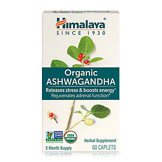 Himalaya Pure Herbs Ashwagandha Antistress,60 CNT