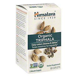 Himalaya Pure Herbs Triphala Digestive Control Vegetarian Capsules, 60 CT