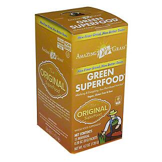 Amazing Grass Original Green Super Food Packets, 1 pk